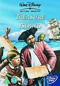 A Ilha do Tesouro - Poster / Capa / Cartaz - Oficial 4