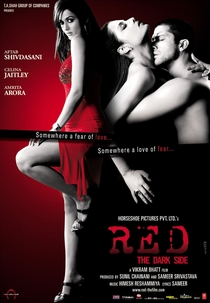 Red: The Dark Side - Poster / Capa / Cartaz - Oficial 5