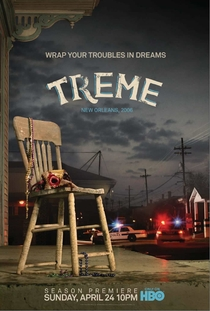 Treme (2ª Temporada) - Poster / Capa / Cartaz - Oficial 1
