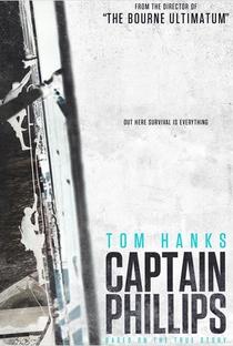 Capitão Phillips - Poster / Capa / Cartaz - Oficial 4