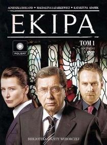 Ekipa - Poster / Capa / Cartaz - Oficial 1