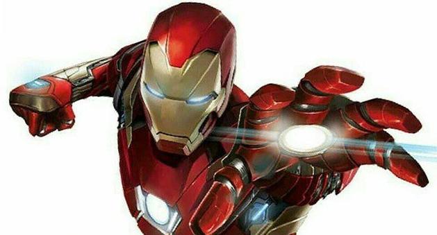 """Nova imagem do Homem de Ferro em """"Capitão América: Guerra Civil"""""""