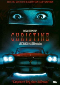 Christine, O Carro Assassino - Poster / Capa / Cartaz - Oficial 1