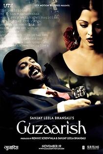 Guzaarish - Poster / Capa / Cartaz - Oficial 2