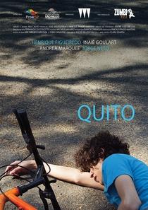 Quito - Poster / Capa / Cartaz - Oficial 1