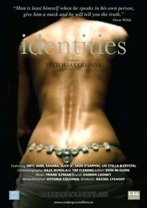 Identidades - Poster / Capa / Cartaz - Oficial 1