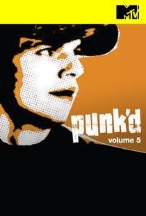 Punk'd (5ª Temporada) - Poster / Capa / Cartaz - Oficial 1