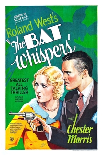 The Bat Whispers - Poster / Capa / Cartaz - Oficial 3