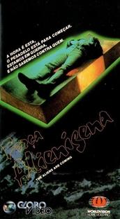 Força Alienígena - Poster / Capa / Cartaz - Oficial 2