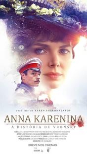 Anna Karenina - A História de Vronsky - Poster / Capa / Cartaz - Oficial 2