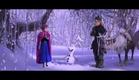 Frozen Uma Aventura Congelante Trailer Dublado #2