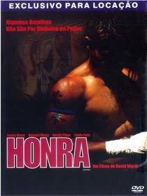 Honra - Poster / Capa / Cartaz - Oficial 3