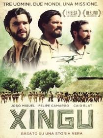 Xingu - Poster / Capa / Cartaz - Oficial 3