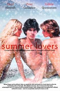 Amantes de Verão - Poster / Capa / Cartaz - Oficial 6