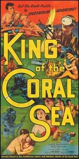 King of the Coral Sea - Poster / Capa / Cartaz - Oficial 1