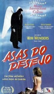 Asas do Desejo - Poster / Capa / Cartaz - Oficial 6