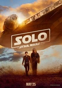 Han Solo: Uma História Star Wars - Poster / Capa / Cartaz - Oficial 2