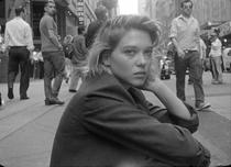 A New York Moment: Léa Seydoux - Poster / Capa / Cartaz - Oficial 1