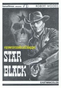 Starblack - Poster / Capa / Cartaz - Oficial 1