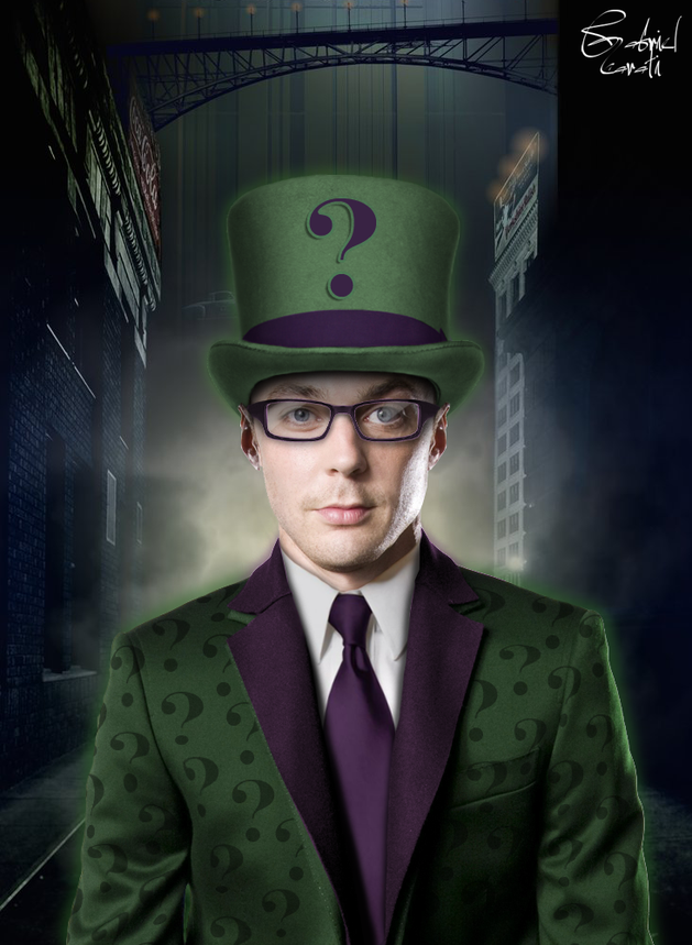 Batman: Jim Parsons gostaria de interpretar o Charada