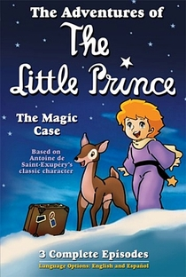 As Aventuras do Pequeno Príncipe - Poster / Capa / Cartaz - Oficial 14