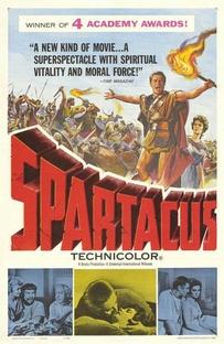 Spartacus - Poster / Capa / Cartaz - Oficial 9