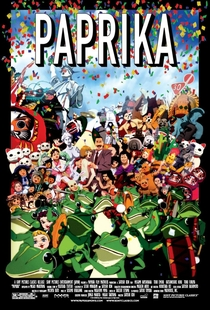Paprika - Poster / Capa / Cartaz - Oficial 3