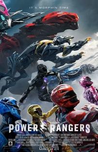 Power Rangers - Poster / Capa / Cartaz - Oficial 1