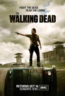 The Walking Dead (3ª Temporada) - Poster / Capa / Cartaz - Oficial 1