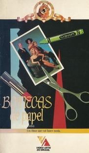 Bonecas de Papel (1ª temporada) - Poster / Capa / Cartaz - Oficial 2