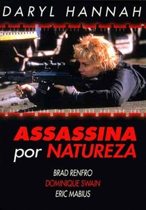 Assassina Por Natureza - Poster / Capa / Cartaz - Oficial 1