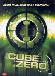 Cubo Zero - Poster / Capa / Cartaz - Oficial 3