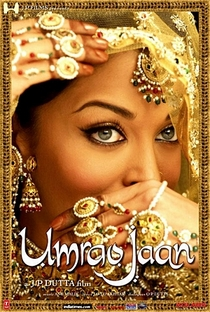 Umrao Jaan - Poster / Capa / Cartaz - Oficial 1