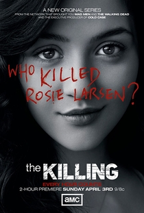 The Killing (1ª Temporada) - Poster / Capa / Cartaz - Oficial 1