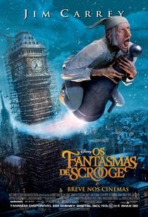 Os Fantasmas de Scrooge - Poster / Capa / Cartaz - Oficial 3