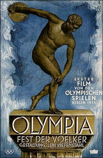 Olympia - Parte 1: Ídolos do Estádio - Poster / Capa / Cartaz - Oficial 3