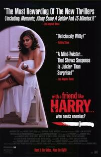 Harry Chegou Para Ajudar - Poster / Capa / Cartaz - Oficial 3