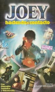 Joey - Fazendo Contato - Poster / Capa / Cartaz - Oficial 2