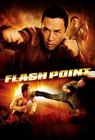 Flashpoint - Poster / Capa / Cartaz - Oficial 1