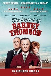 A Lenda De Barney Thomson - Poster / Capa / Cartaz - Oficial 1
