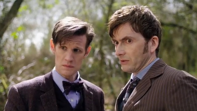 The Day of the Doctor ganha novos trailers