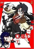 R.O.D: Read or Die (リード・オア・ダイ,)