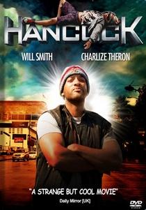 Hancock - Poster / Capa / Cartaz - Oficial 4