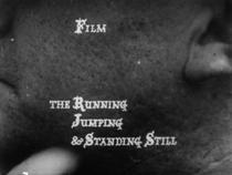 The Running Jumping & Standing Still Film - Poster / Capa / Cartaz - Oficial 1