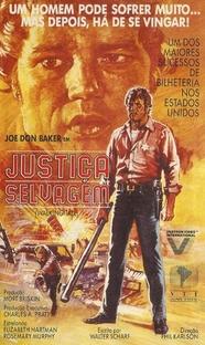 Justiça Selvagem - Poster / Capa / Cartaz - Oficial 2