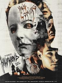 Halloween 6: A Versão do Produtor - Poster / Capa / Cartaz - Oficial 3