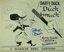 Duck Amuck - Poster / Capa / Cartaz - Oficial 1