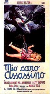 O Carrasco da Mão Negra - Poster / Capa / Cartaz - Oficial 1