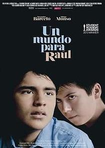 Um Mundo Para Raúl - Poster / Capa / Cartaz - Oficial 1