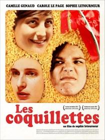 Les coquillettes - Poster / Capa / Cartaz - Oficial 3